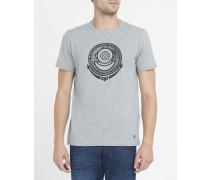 Graues T-Shirt Taucher
