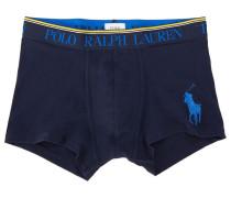 Marineblaue Boxershorts Stripe Belt