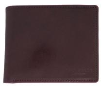 Braunes Leder-Portemonnaie Thumbs