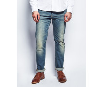 ED80 12.5oz Sonic Light Washed Slim Tapered Jean