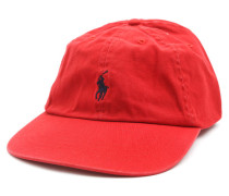 Rote Schirmmütze Classic Sport