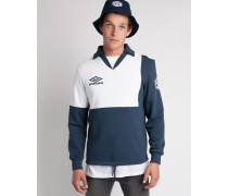 Europa Sweatshirt Navy/White