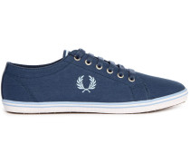 Denimblaue Stoff-Sneaker Kingston