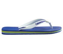 Flip-Flops Brasil Logo blau