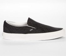 Classic Slip-On Braided Suede