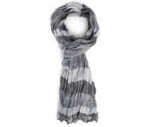 Halstuch mit grauen Streifen