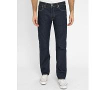 Dunkelblaue Jeans 501