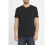 Schwarzes T-Shirt C
