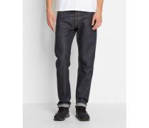 Blaue Raw Jeans Klondike II