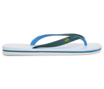 Grau-blaue zweifarbige Flip-Flops Classic