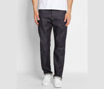 Blaue Jeans Selvedge Straight Fit Leyton Carter