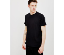 Terry T-Shirt Black