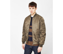Abas Bomber Jacket Green