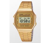 Digital A168WG-9EF Watch Gold