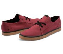 Lo Fi Sneaker rot (BURGUNDY)