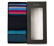 Dreierpack Socken Classic Stripes