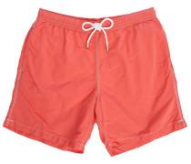 Badehose Classic Swim in Mandarine