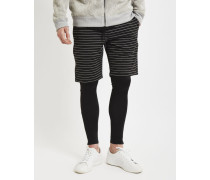 Danson Shorts with Lining Black