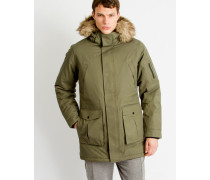 Cole Parka Jacket Green