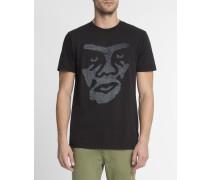 Schwarzes T-Shirt mit Aufdruck The Creeper Superior