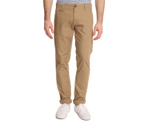Hose Chino Beige Twisted