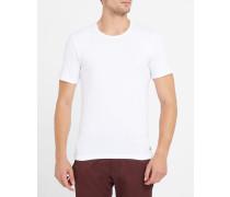 Doppelpack T-Shirts in Grau und Weiß