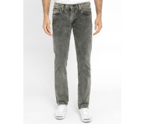 Graue Jeans 511 Slim Rock