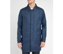 Marineblaue Regenjacke Thor Light