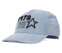 Schirmmütze Cappy Cateen 1978 Blau