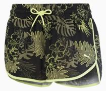 Summer Allover-Print Shorts