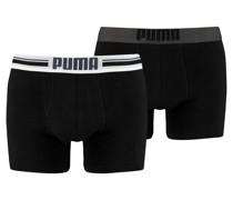 Placed Logo Short Boxershorts 2er Pack für Herren