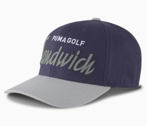Sandwich City Golf-Snapback-Cap