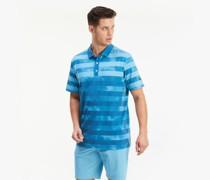 Camo Stripe Golf Polo