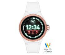 Gen 4 Heart Rate Smartwatch (Weiß)