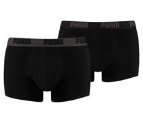 Basic Short Boxer 2er Pack für Herren