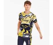 Red Bull Racing Allover-Print T-Shirt