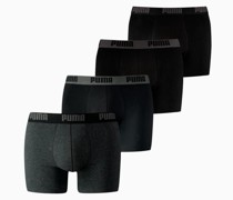 Basic Boxershorts 4er Pack