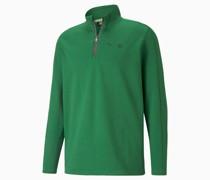 x FIRST MILE Flash Quarter-Zip Golf-Sweatshirt