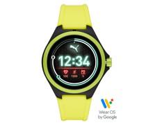Gen 4 Heart Rate Smartwatch (Gelb)