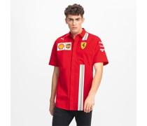 Ferrari Team Kurzarm Hemd