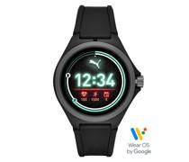 Gen 4 Heart Rate Smartwatch (Schwarz)