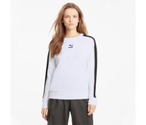 Iconic T7 Sweatshirt mit Rundhalsausschnitt