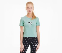 Tailored for Sport Graphic Crop Top