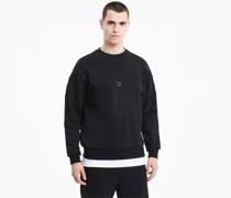 Iconic MCS Sweatshirt mit Rundhalsausschnitt