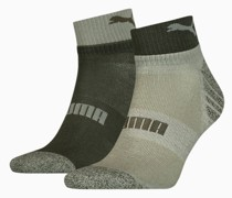 Seasonal Quarter Socken 2er-Pack