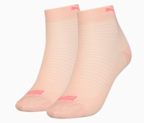 Quarter Socken 2er-Pack