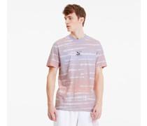 Tie Dye Allover-Print T-Shirt