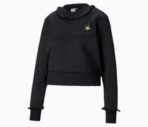 x CHARLOTTE OLYMPIA Kurzes Sweatshirt