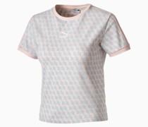 Summer Luxe Allover-Print T-Shirt