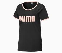 Contrast Ringer-T-Shirt